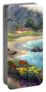 Monastery Beach, Carmel Portable Battery Charger