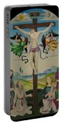 Mond Crucifixion Portable Battery Charger