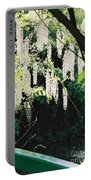 Monet's Garden Delights Portable Battery Charger