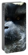 Monkey Stare Portable Battery Charger