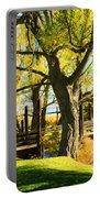 Mono Lake Garden Bridge Portable Battery Charger