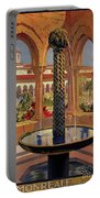 Monreale Palermo 1925 Travel Portable Battery Charger