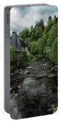 Monschau River Scene Portable Battery Charger