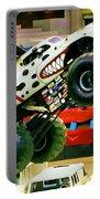 Monster Jam 2013 In Nassau Coliseum Portable Battery Charger