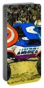 Monster Jam Portable Battery Charger