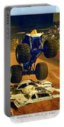 Monster Truck 1a Portable Battery Charger