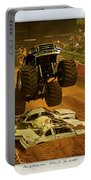Monster Truck 2a Portable Battery Charger