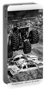 Monster Truck 2b Portable Battery Charger