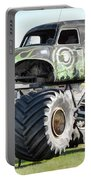 Monster Truck 4 Portable Battery Charger
