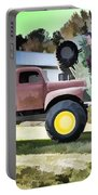 Monster Truck - Grave Digger 2 Portable Battery Charger