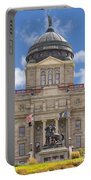 Montana Capitol Building Portable Battery Charger
