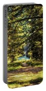 Montana Scenery Portable Battery Charger