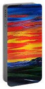 Montana Sunset Colors                     72 Portable Battery Charger