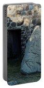 Monte Alban Danzantes Stone Portable Battery Charger