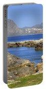 Monte Cofano - Sicily Portable Battery Charger