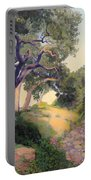 Montecito Dry River Oaks Portable Battery Charger
