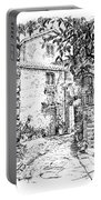 Montefioralle Tuscany Portable Battery Charger
