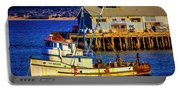 Monterey Bay Fishing Boat Portable Battery Charger