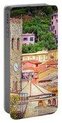 Monterosso Al Mare Cinque Terre Italy Portable Battery Charger