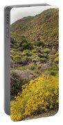 Montezuma Rd Daisey Garden Portable Battery Charger