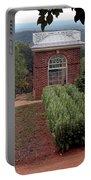 Monticello Vegetable Garden Pavilion Portable Battery Charger