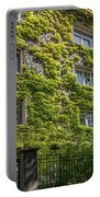 Montmarte Paris Ivy Covered Building Portable Battery Charger