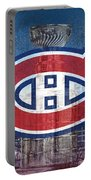 Montreal Canadiens City Portable Battery Charger