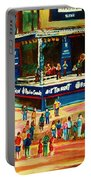 Montreal Jazz Festival Portable Battery Charger
