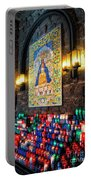 Montserrat Shrine Portable Battery Charger