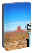 Monument Valley, Usa Portable Battery Charger