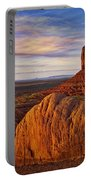 Monument Valley West Mitten Portable Battery Charger