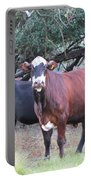 Moo Cow Portable Battery Charger