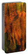 Moods Of Africa - Rhinos Portable Battery Charger