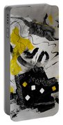Moods Yellow Let It All Hang Out Portable Battery Charger