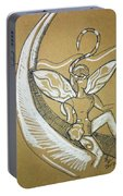 Moon Fairy Portable Battery Charger