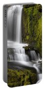 Moon Pass Waterfall Portable Battery Charger