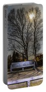Moon Shadow Iroquois Point -1462 Portable Battery Charger