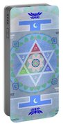 Moon Yantra Portable Battery Charger