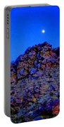 Moonlight Over Peggy's Mountain Portable Battery Charger