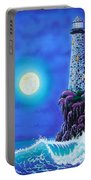 Moonlight Vigil Portable Battery Charger