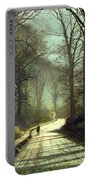 Moonlight Walk Portable Battery Charger
