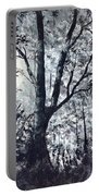Moonlit Forest  Portable Battery Charger
