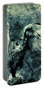 Moonlit Owl Portable Battery Charger