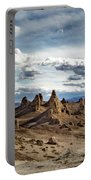 Moonscape Pinnacles Portable Battery Charger