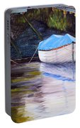 Moored Rowing Boat Portable Battery Charger