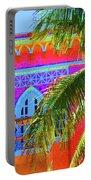 Moorish Deco Portable Battery Charger