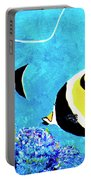 Moorish Idol Fish  #50 Portable Battery Charger