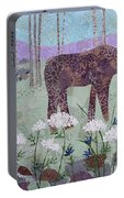 Moose And Three Sparrows Portable Battery Charger