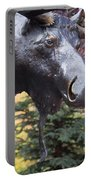 Moose In Vail Portable Battery Charger