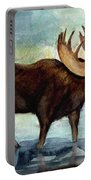 Moose Reflections Portable Battery Charger